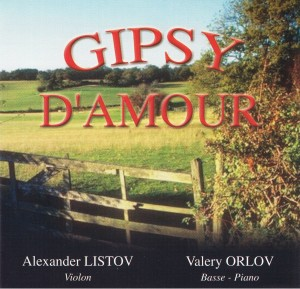Gipsy-d'amour